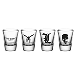 Death Note Glassware 230643
