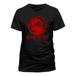 Mortal Kombat T-shirt 230658