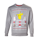 Pokemon Sweater Pikachu Christmas