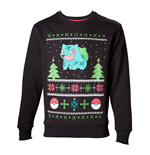 Pokemon Sweater Bulbasaur Christmas