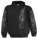 Tribal Chain - Hoody Black