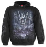 Rock Eternal - Hoody Black