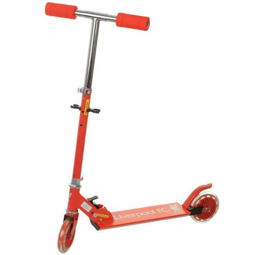 Liverpool F.C. Folding Scooter