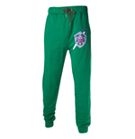 NINTENDO Legend of Zelda Men's Master Sword and Hylian Shield Lounge Pant, Extra Extra Large, Green