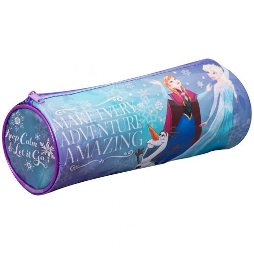 Frozen Barrel Pencil Case