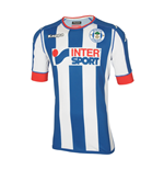 2016-2017 Wigan Athletic Kappa Home Football Shirt