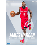 NBA Collection Motion Masterpiece Actionfigur 1/9 James Harden 23 cm