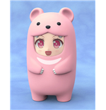 Nendoroid More Face Parts Case for Nendoroid Figures Pink Bear