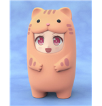 Nendoroid More Face Parts Case for Nendoroid Figures Tabby Cat