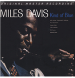 Vynil Miles Davis - Kind Of Blue   Mono Edition Blue Vinyl