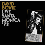 Vynil David Bowie - Live Santa Monica '72 (2 Lp)