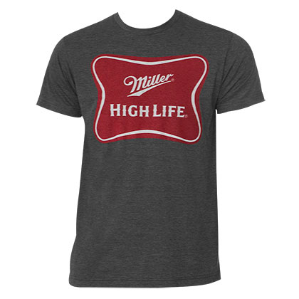 MILLER High Life Logo Tee Shirt