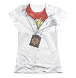 The FLASH Hidden Costume Sublimation Juniors T-Shirt