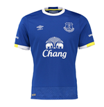 2016-2017 Everton Umbro Home Football Shirt
