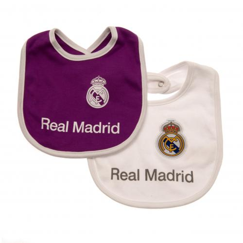 Real Madrid F.C. 2 Pack Bibs PL