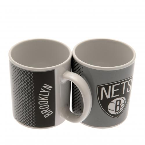 Brooklyn Nets Mug