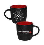 Uncharted 4 Mug Compass Map