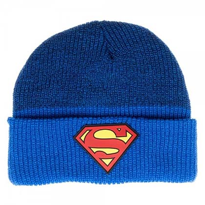 SUPERMAN Knit Beanie