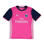 2016-2017 Hamburg Adidas Away Shirt (Kids)
