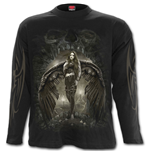 Dark Angel - Longsleeve T-Shirt Black