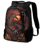 Dragon Furnace - Back Pack - With Laptop Pocket