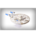 Star Trek Air Hogs R/C Spaceship U.S.S Enterprise NCC-1701-A