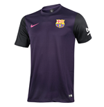 2016-2017 Barcelona Away Nike Supporters Tee (Kids)