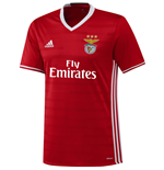 2016-2017 Benfica Adidas Home Shirt (Kids)