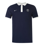 2016-2017 PSG Nike Core Polo Shirt (Navy)