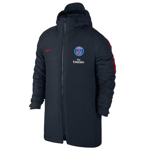 Buy Official 2016-2017 PSG Nike Hooded Stadium Jacket ...