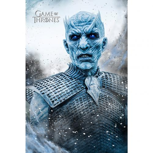 Game Of Thrones Poster Night King 229