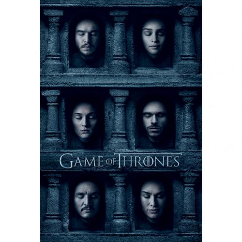 Game Of Thrones Poster Hall Of Faces 212
