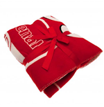 Arsenal F.C. Sherpa Fleece Blanket