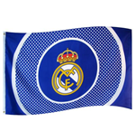 Real Madrid F.C. Flag BE