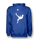 Zlatan Ibrahimovic Bicycle Kick Hoody (blue)