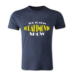 The Zlatan Ibrahimovic Show T-Shirt (Navy)