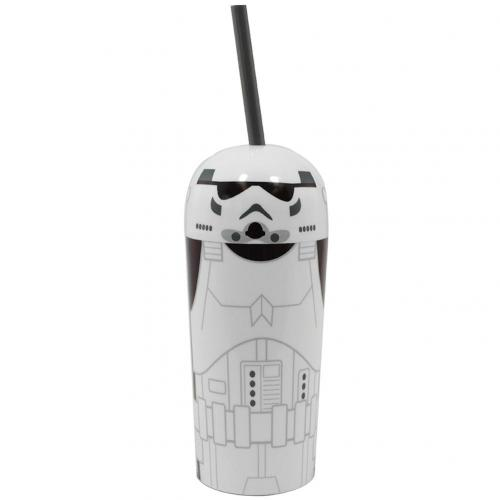 Star Wars Bubble Top Tumbler Storm Trooper