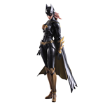 Batman Arkham Knight Play Arts Kai Action Figure Batgirl 25 cm
