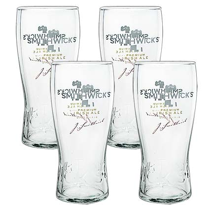 SMITHWICK'S Pint Glass Set