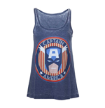 Captain America Tank Top 235868