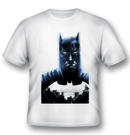 Batman T-shirt New 52 City