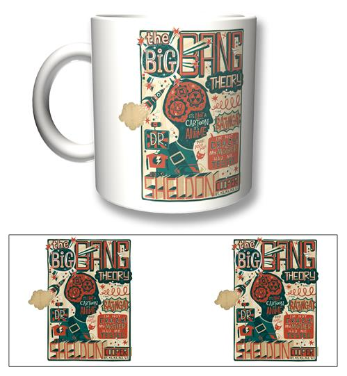 Big Bang Theory Mug Sheldon Cooper Quotes