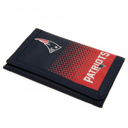 New England Patriots Nylon Wallet FD