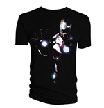 Marvel Comics T-Shirt Iron Man In Shadow