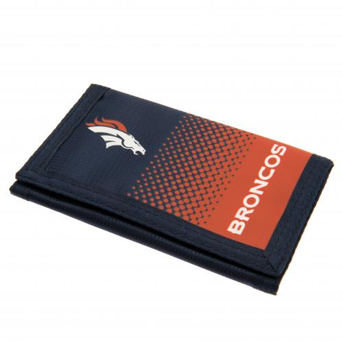 Denver Broncos Nylon Wallet FD