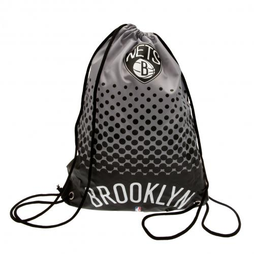 Brooklyn Nets Gym Bag FD
