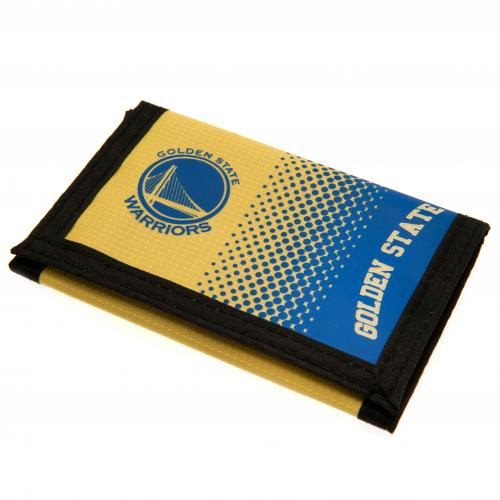 Golden State Warriors Nylon Wallet FD