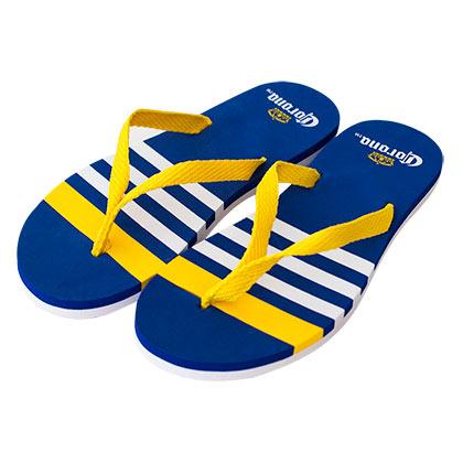 8a28e4b154ee Official CORONA EXTRA Blue Flip Flops  Buy Online on Offer