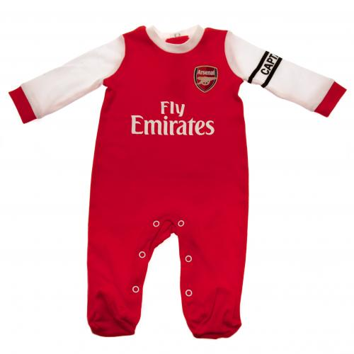 Arsenal F.C. Sleepsuit 9/12 mths CP