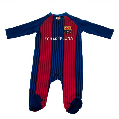 F.C. Barcelona Sleepsuit 9/12 mths VS